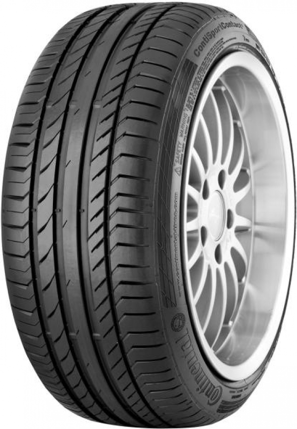 CONTINENTAL ContiSportContact 5 255/45R18 99W FR RFT -CT19